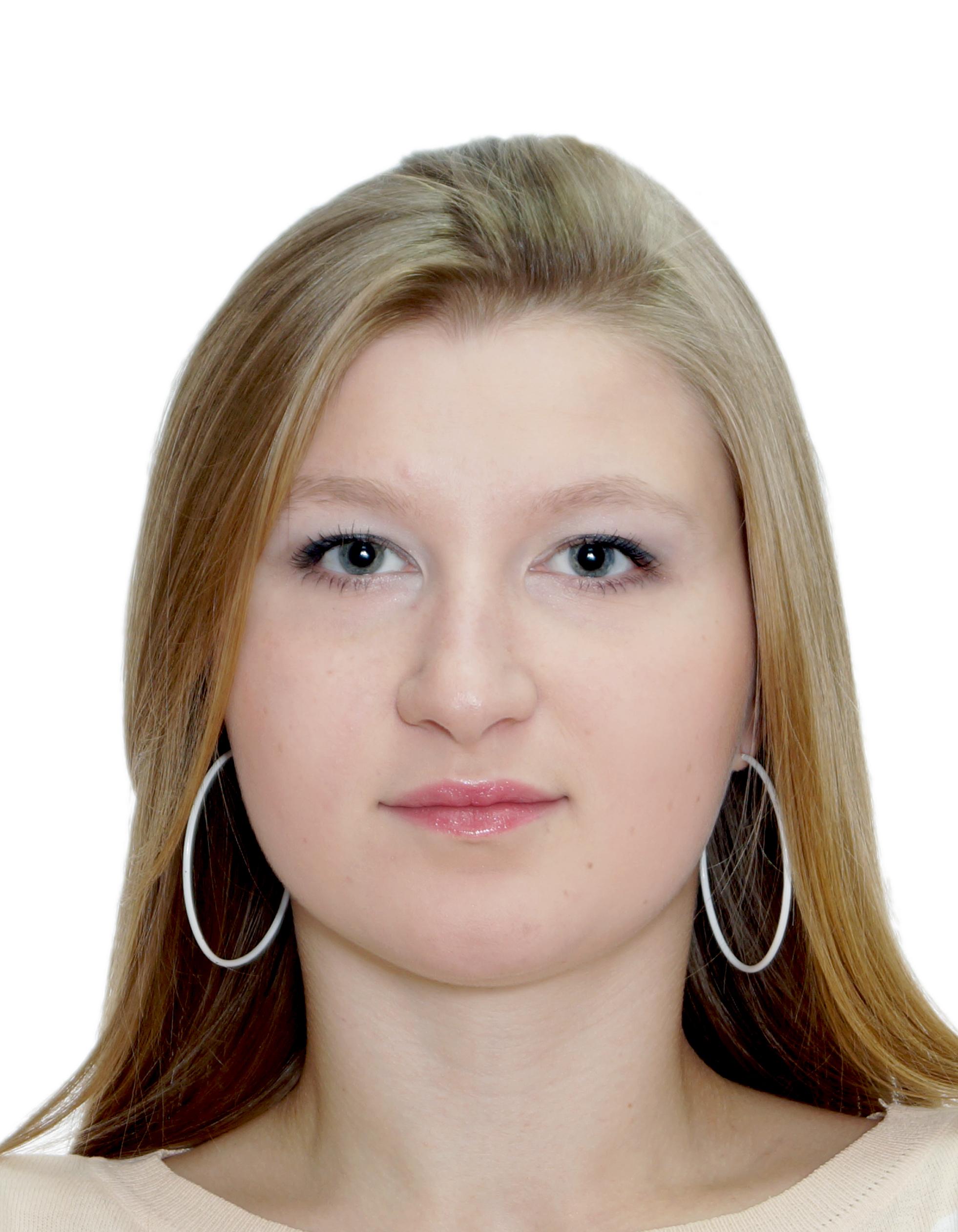 Белошапкина Анастасия Алексеевна